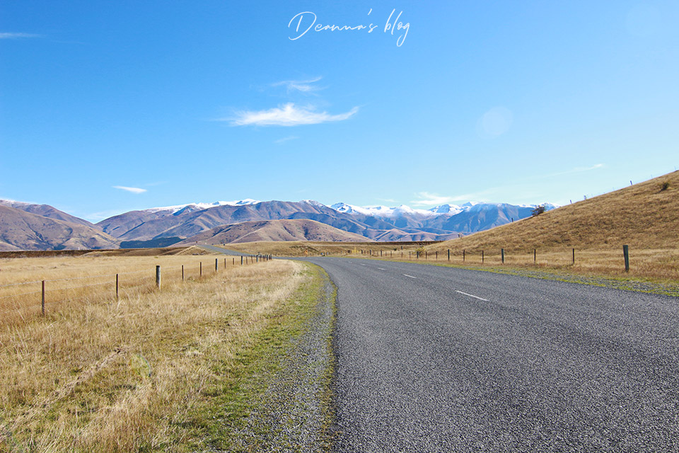 紐西蘭Twizel特威澤爾