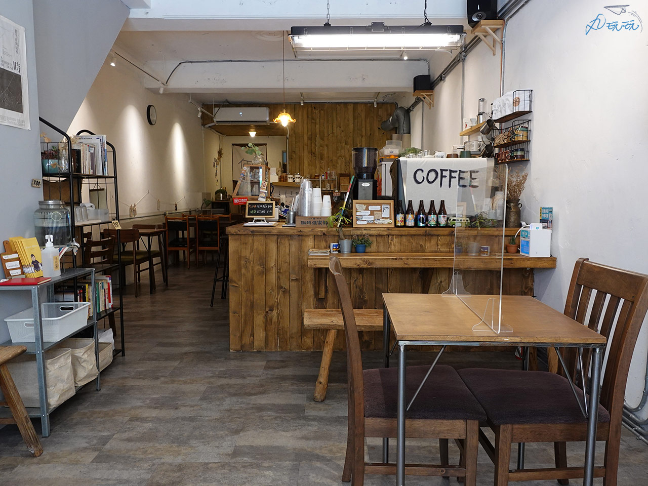 行天宮咖啡廳推薦