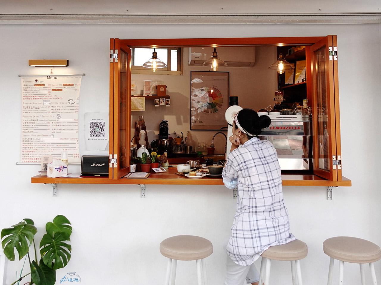 台北戶外咖啡廳