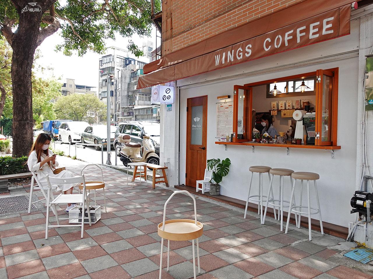 台北戶外咖啡廳推薦
