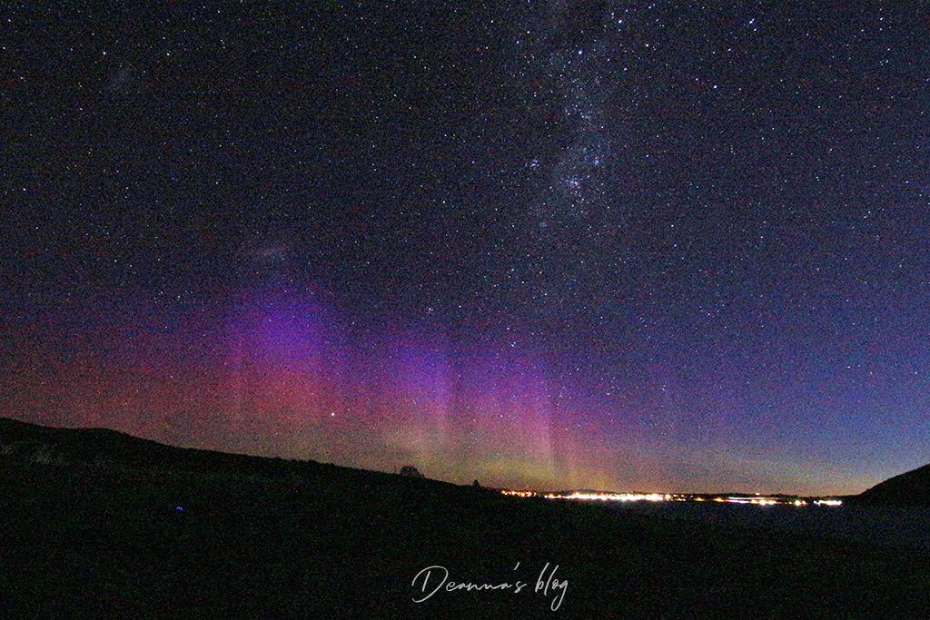 紐西蘭南極光