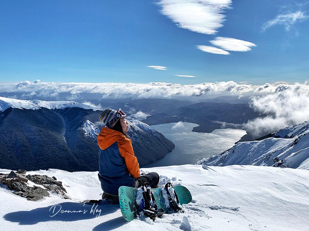 紐西蘭滑雪