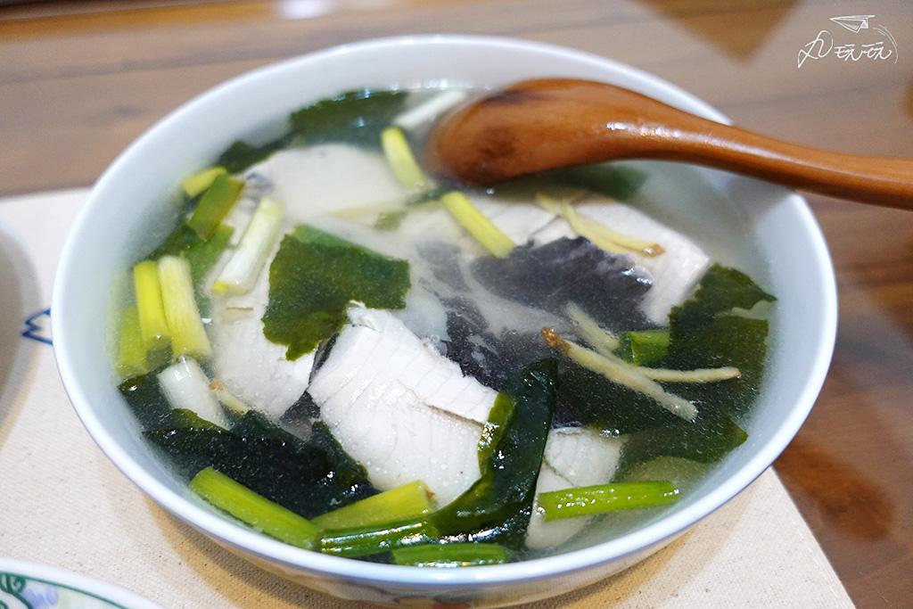 虱目魚肚湯