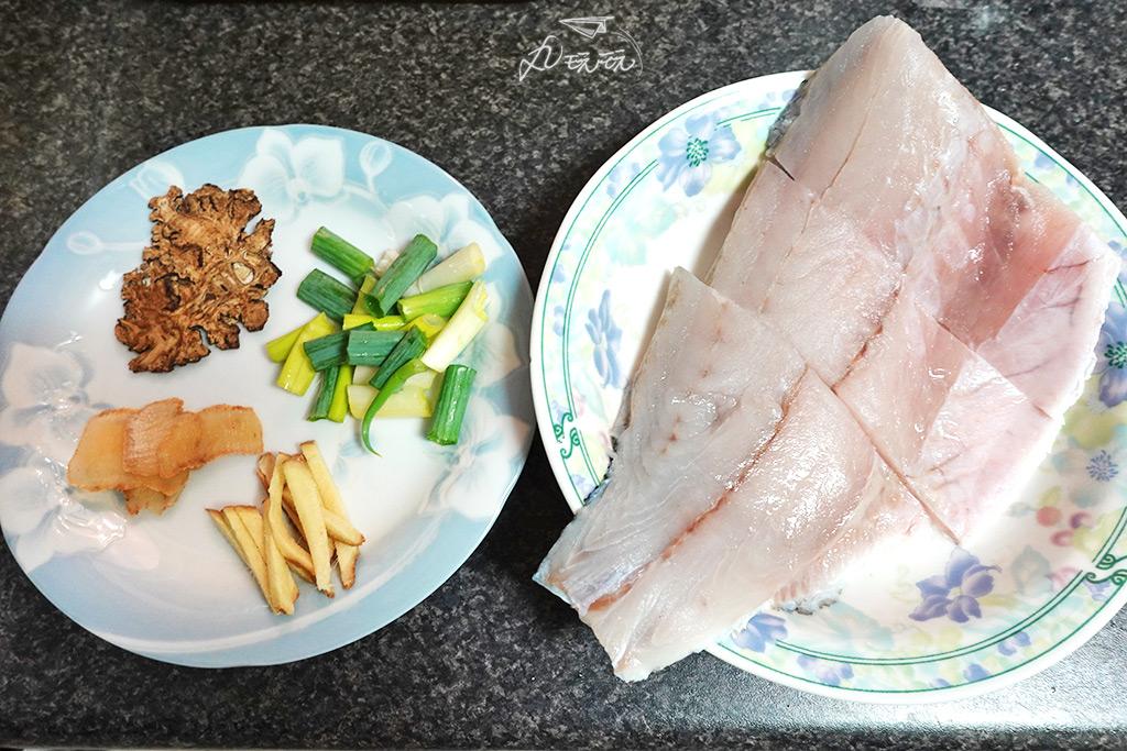 鱸魚片料理