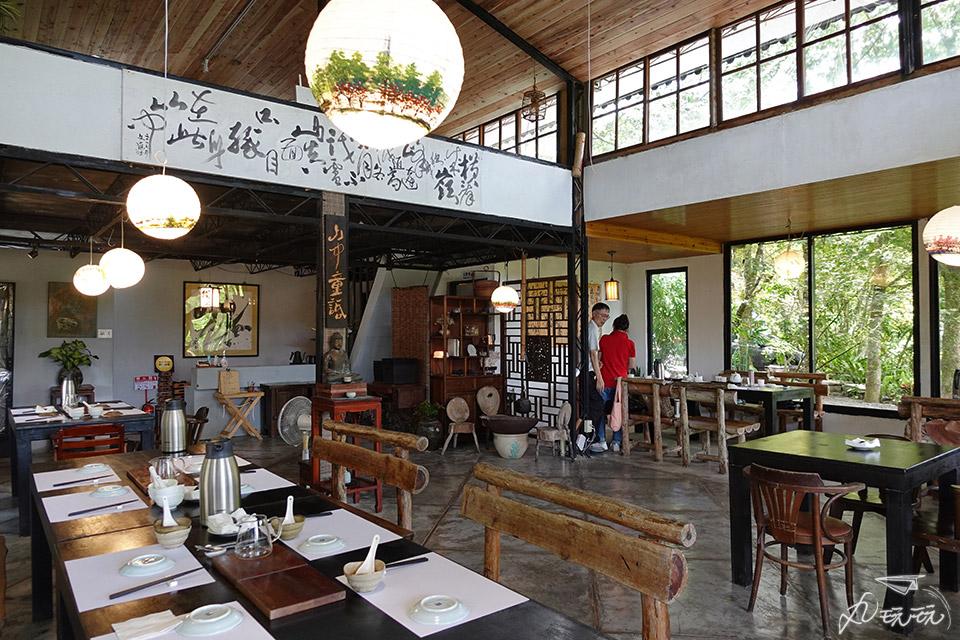 文山草堂餐廳