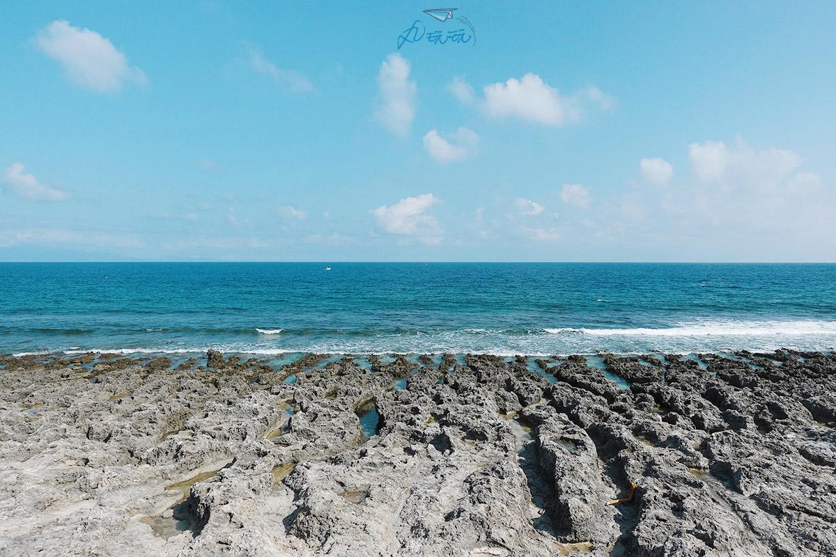 小琉球厚石海岸