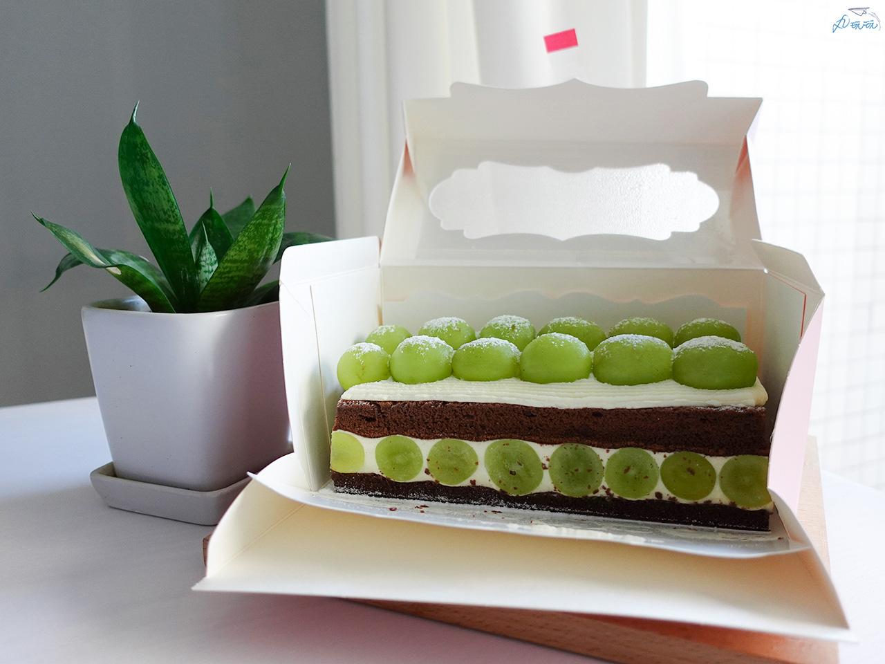 宣原蛋糕葡萄