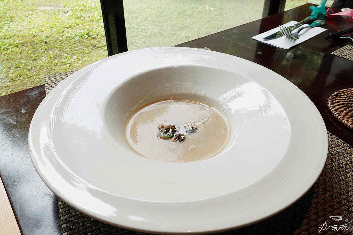 陽明春天無菜單料理